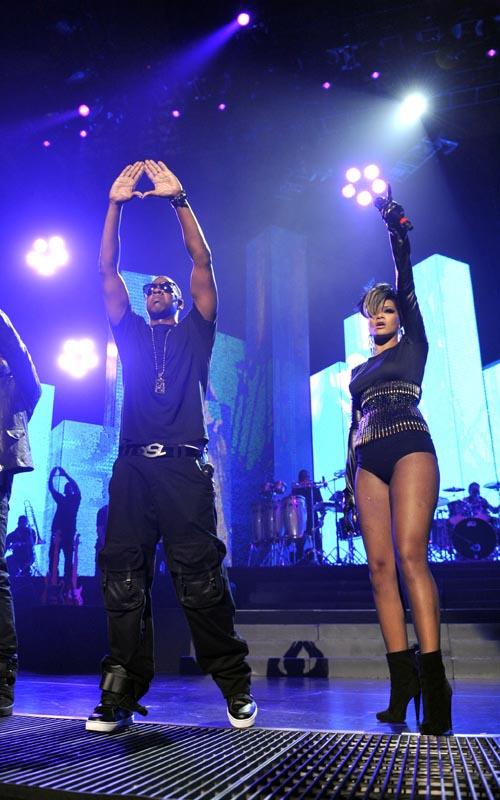 RihannaJay Z