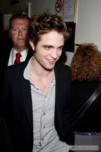 Robert Pattinson VMA