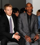 Kellan Lutz and Mehcad Brooks ( EGGS en true blood)